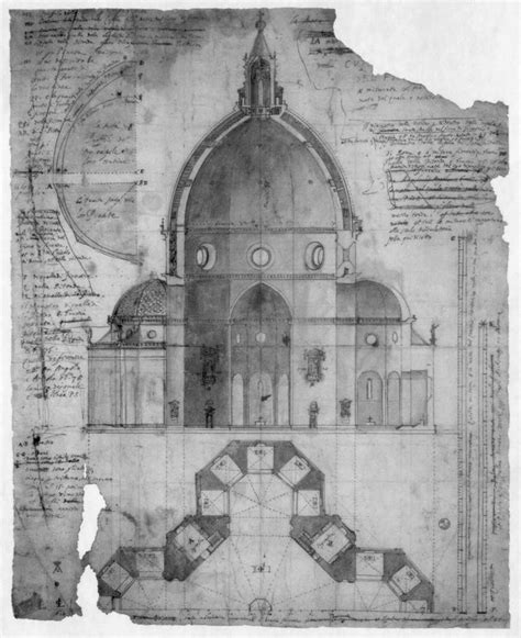 cathedral roofdrawing the 25 best ideas about filippo brunelleschi on gold ratio the cathedral and