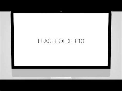 templates after effects free mac 3d monitor mac after effects template youtube