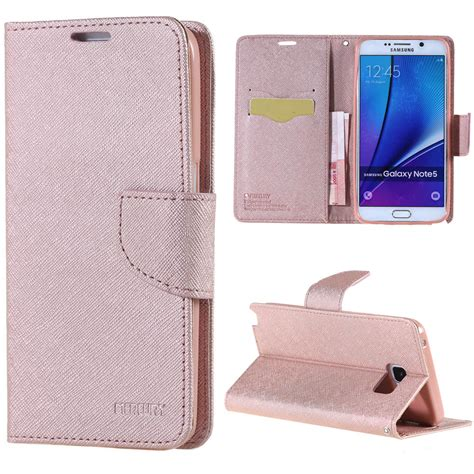 Samsung Note 3 Flip Book Cover Diary Sarung Dompet gold fancy diary magnetic flip book pu leather for samsung galaxy note5 n920t mobile