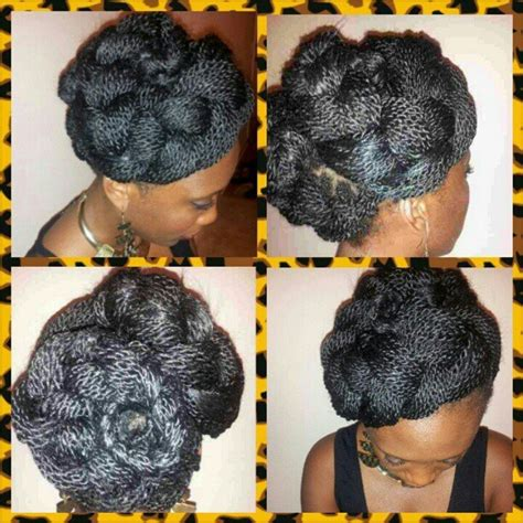 elegant updo for sengalease twists senegalese twists and braids hairstyles pinterest