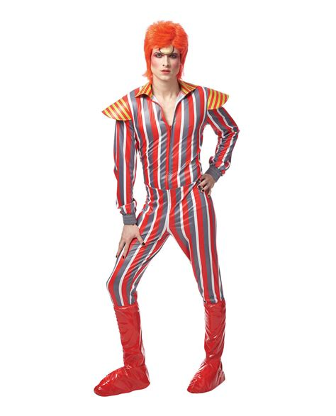 Ziggy Jumpsuit ziggy stardust david bowie starman 1980s s glam rocker