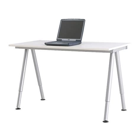 table bureau ikea galant desk a leg ikea
