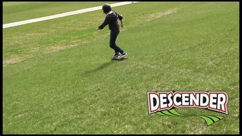 descender 1 estrellas de rockboard descender toy fair 2012 youtube