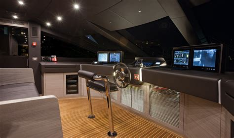 ultra modern mega yacht interior ultra contemporary cheers 46 superyacht hits market for