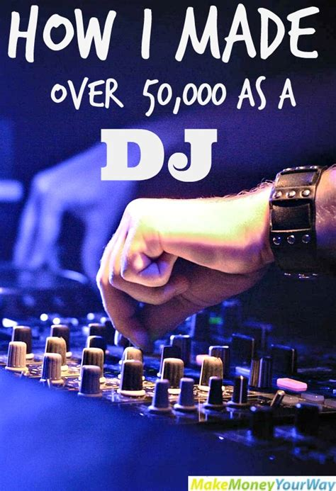 How To Make Money Djing Online - how to make more money djing top 20 ways to make money online