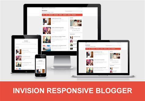 free premium responsive blogger themes invision responsive blogger template temvlates the
