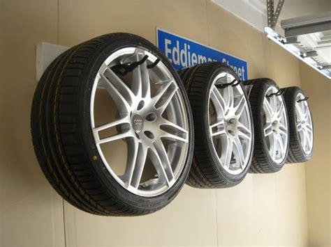 tire hooks for garage
