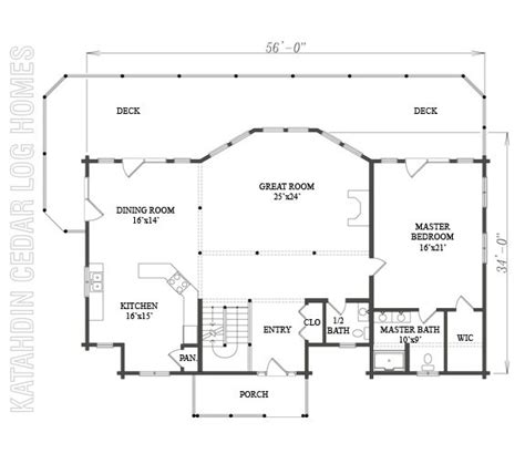katahdin log home floor plans 28 images katahdin log