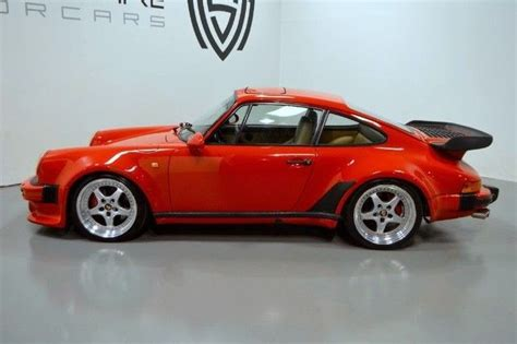 porsche 930 kit 1982 porsche 930 turbo coupe upgraded wheels kit