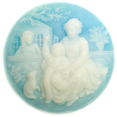 with children glycerin soap handmdade soap