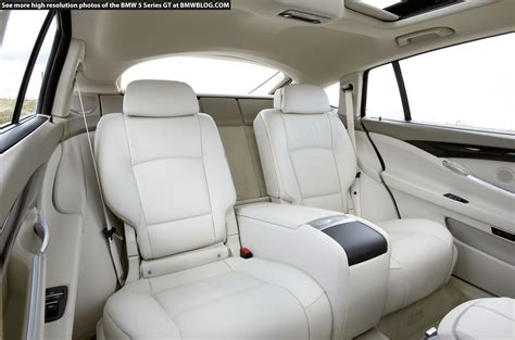 space seating first look bmw 5 series gt