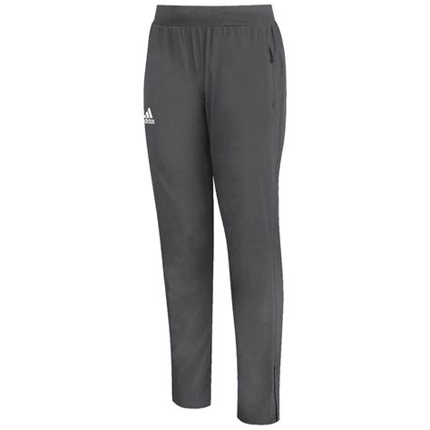 adidas womens grey fivewhite   lights woven pant