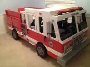feuerwehrauto bett truck bed