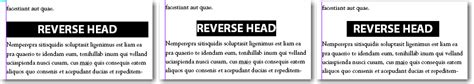 reverse layout indesign cc adobe indesign reverse heads rocky mountain training