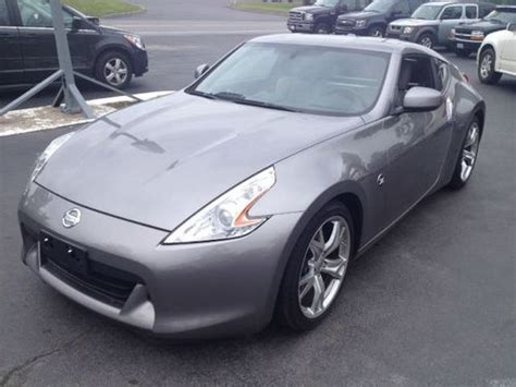 how to fix cars 2009 nissan 370z parking system find used 2009 nissan 370z in clifton park new york united states for us 31 995 00