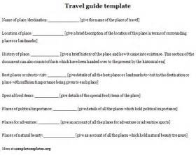 travel guide brochure template travel brochure template quotes