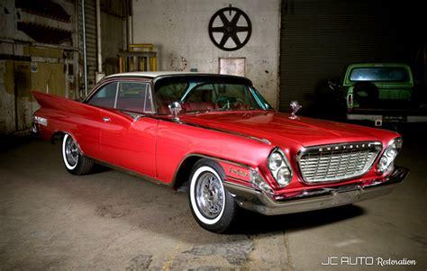 1961 chrysler new yorker 1961 chrysler new yorker jc auto restoration inc