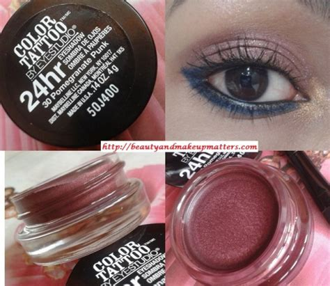 maybelline color tattoo online india maybelline color tattoo by eye studio 24 hr eye shadow