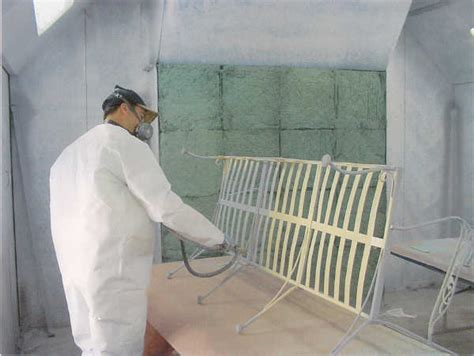 spray painting booths wood ideas modern contemporary furniture cheap