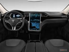 2013 tesla model s pictures dashboard u s news world