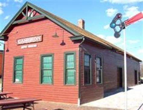 cameron mo depot museum