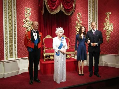 ingresso madame tussaud londra madame tussaud s wax museum royal family foto de madame