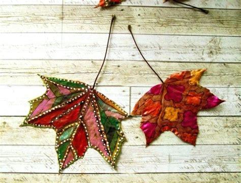 Herbstdeko Fenster Papier by Herbstdeko Basteln Mit Kindern Herbstdeko Basteln A 1 4