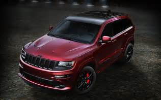 Hellcat Jeep The Hellcat Powered Jeep Grand Will Arrive In