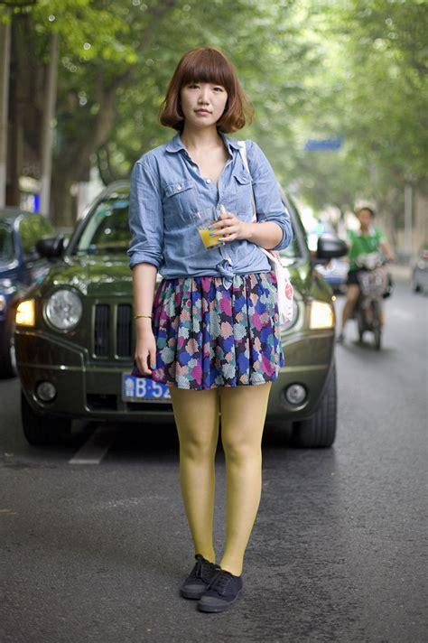 shanghai style shanghai style i fashion peeper