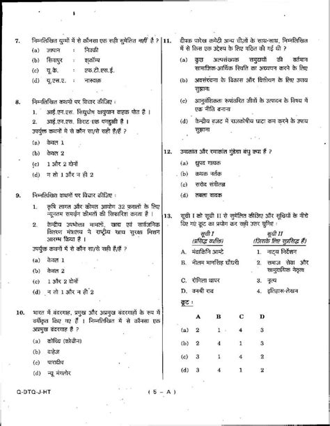 questions pattern of upsc exam appsc prelims model papers 2018 2019 studychacha