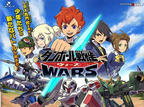 anime war sub indo setsuna danball senki wars sub indo