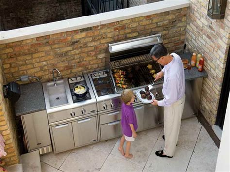 Tiny Kitchen Island 10 cool design ideas for outdoor kitchen modular systems
