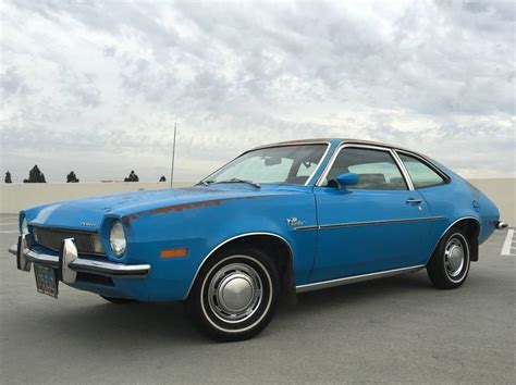1971 ford pinto grabber blue survivor 1971 ford pinto 1600 4 speed