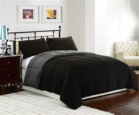 black bed comforters reversible comforter sets ease bedding with style