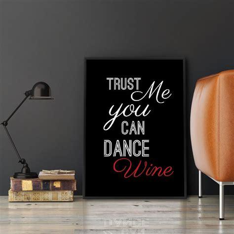 Plakat Po Angielsku by Plakaty Do Oprawienia W Ramę Z Napisem Trust Me You Can