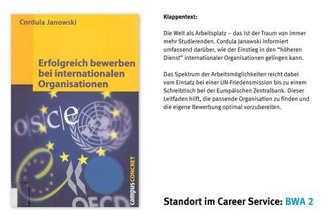 Uni Heidelberg Bewerbung International Internationale Bewerbungen