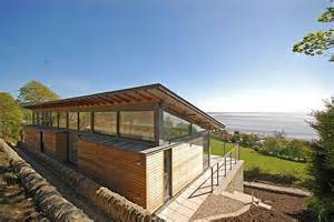 home and furniture gallery deepstone the contemporary low energy house design in scotland