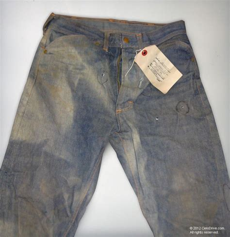 More Denim Crimes by Worn During Tate Murders Charles Family And