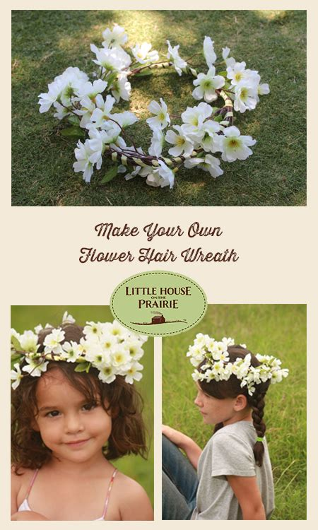 how to create a flower wreath hair piece my view on fashinating make your own flower hair wreath