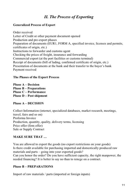 Letter Of Credit Handbook the exporter s handbook