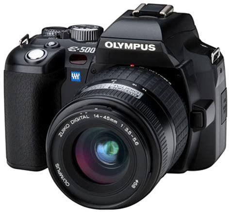 olympus e 500 photogear