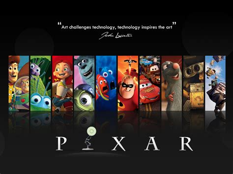 Pixar L by Q A Session With Pixar S Lasseter Blurppy
