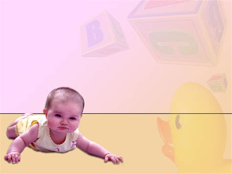 template ppt baby free free powerpoint backgrounds for babies