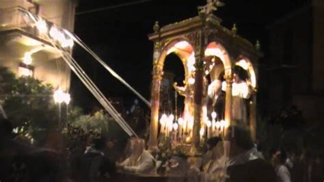 Cnk A 813 festa madonna della liberta san leonardello di giarre