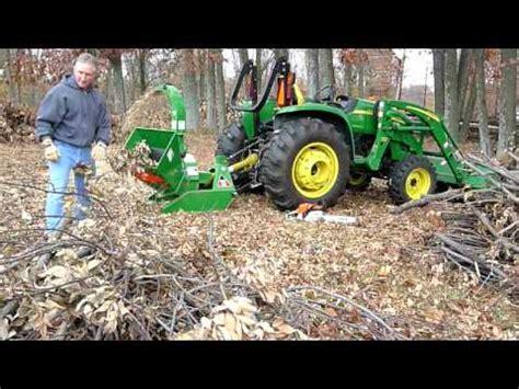 wallenstein bx42 wood chipper youtube
