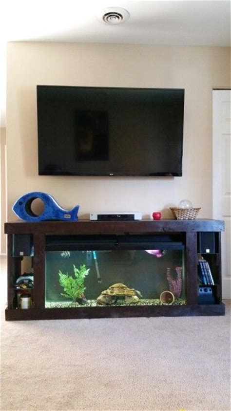 Tv Aquarium aquarium tv stand pinteres