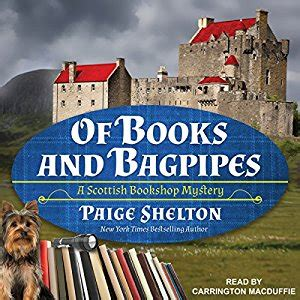of books and bagpipes a scottish bookshop mystery books of books and bagpipes scottish bookshop