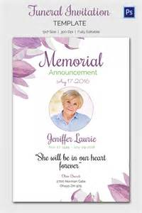 Memorial Service Invitation Letter Card Invitation Ideas Celebration Memorial Service Invitation Cards In Impressive Announcements