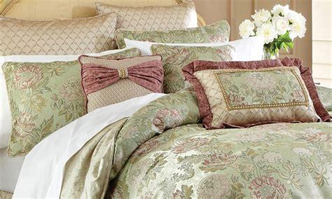 Discount Croscill Bedding Sets 4 Croscill Comforter Sets Groupon Goods