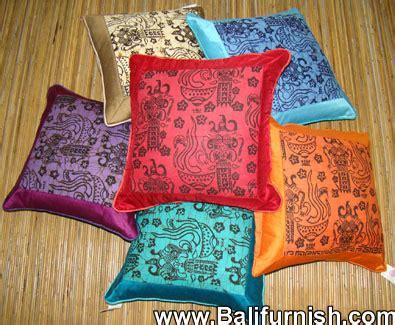 Tas Lomberg Handmade Indo Cover cus5 16 home textile cushion covers bali